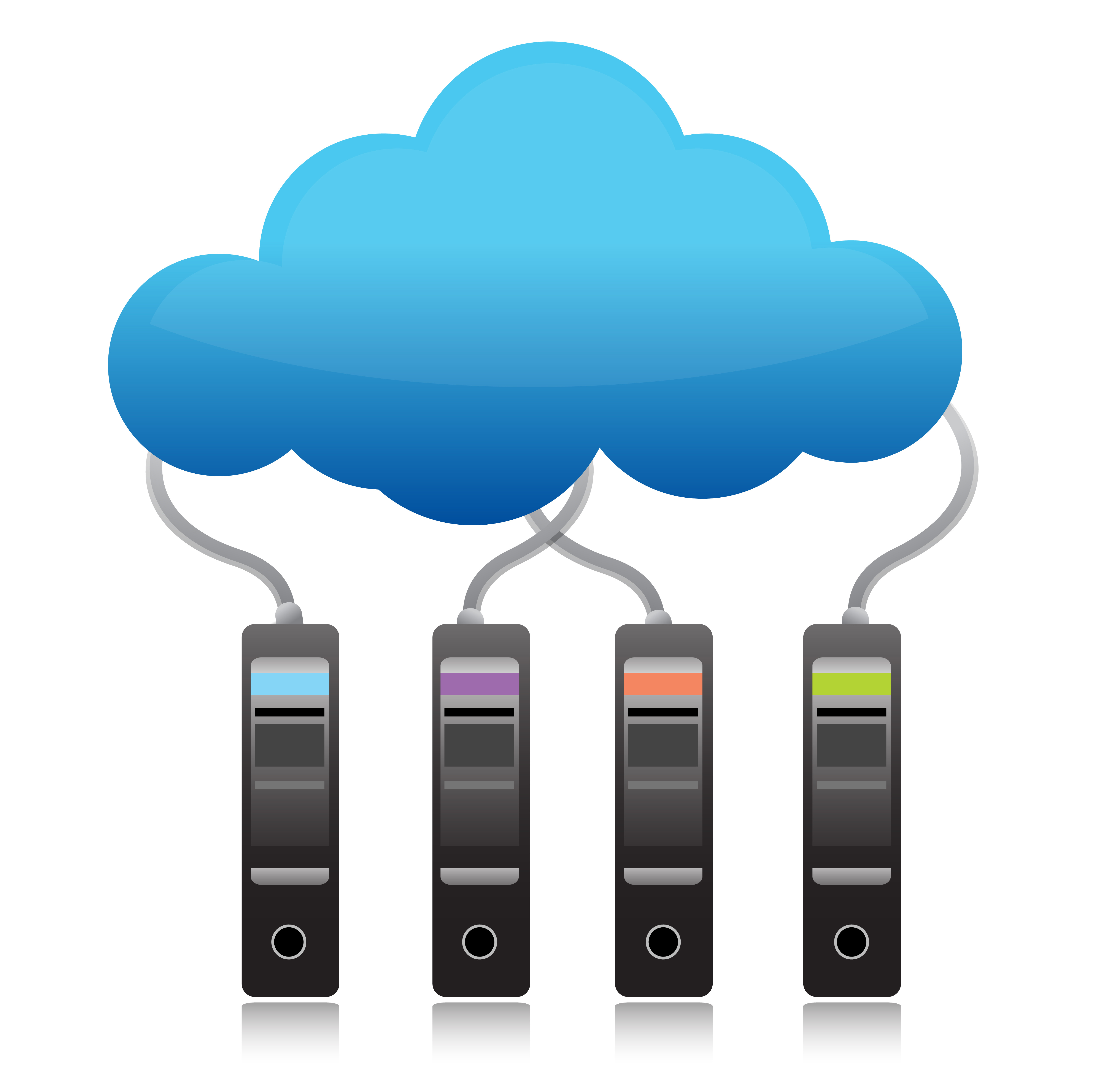 Desktops connected to the cloud